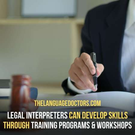 Receiving Formal Training-will boost up your career as a court interpreter