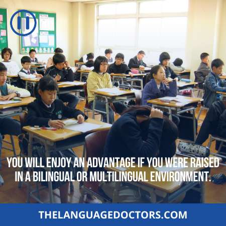 Your Previous Language Learning Experience- can be an advantage for you in Learning Korean