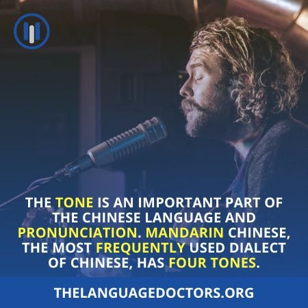 Difference between Japanese and Chinese Tone