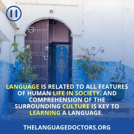 What Is The Relation Between Culture And Language