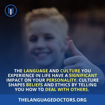 What Role Do Language and Culture Play in Our Personality